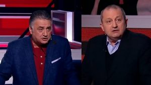 Кедми и Багдасаров в программе у Соловьева