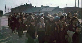 Евреи в Минском гетто. Фото: Бундесархив ФРГ.