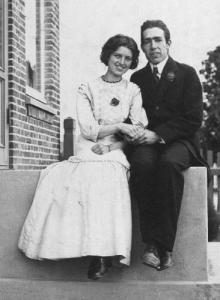Нильс и Маргрет Боры лауреат Нобелевской премии