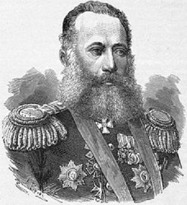 Петр Павлович Шафиров