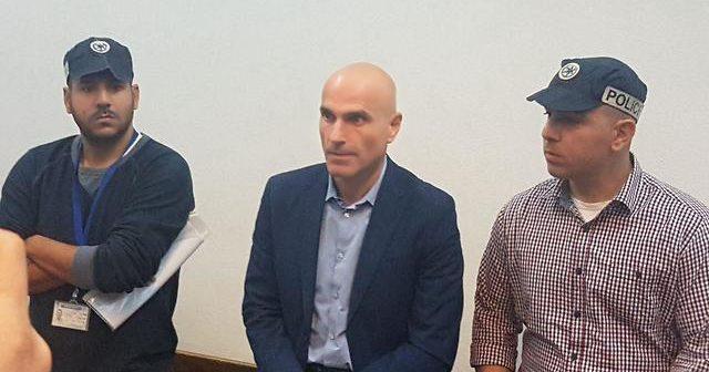 Эфи Навэ в суде. Фото ynet-Вести