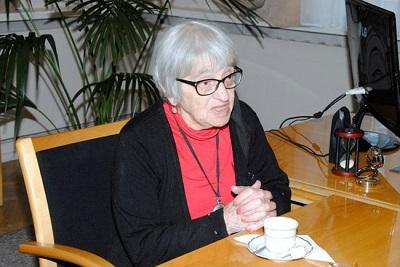 Нина Соломоновна Михоэлс