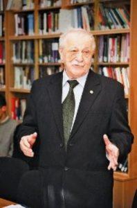 Профессор Арон Брудный