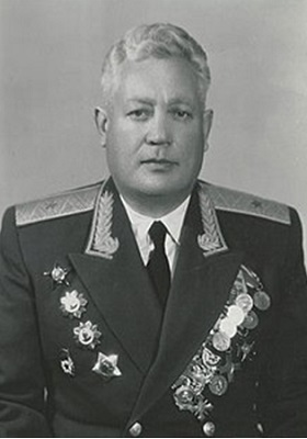 Генерал Виктор Хусид