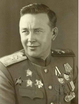 Генерал Александр Добринский