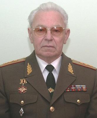 Генерал Федор Ладыгин