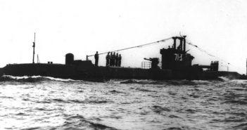 """Подводная лодка """"Танин"""" («Крокодил»). Фото: Мози (מוזי)"""
