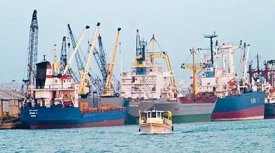 Порт Триполи. Ливия