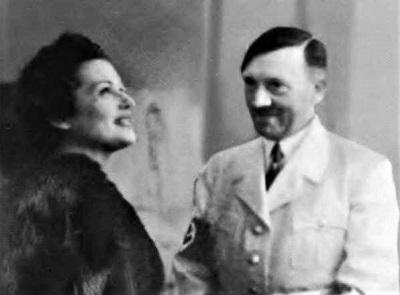 Актриса и шпионка Ольга Чехова и фюрер