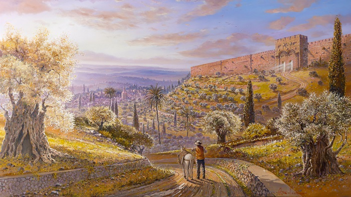 Artwork by Alex Levin, Israel.