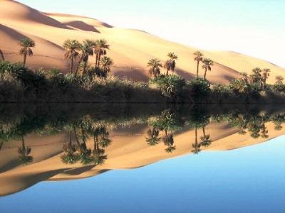 Пустыня Ливии Убари
