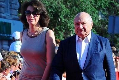 С женой Натальей. Фото: uznayvse.ru