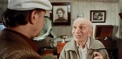 В роли радиолюбителя Кутузова в к/ф «Возвращение резидента» (1982)