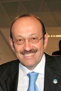 Александр Машкевич, бизнесмен, бывший президент Евроазиатского еврейского конгресса