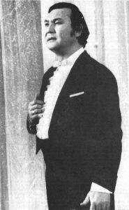 Булат Минжилкиев, певец-бас, народный артист СССР