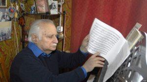 Исаак Шварц, композитор