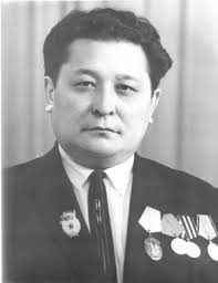 Шаршен Усубалиев, многолетний руководитель Госкино Киргизии
