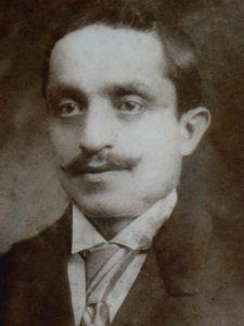 Мой дедушка Хаим Баршай