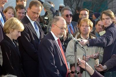 Джон Дарэм — федеральный прокурор