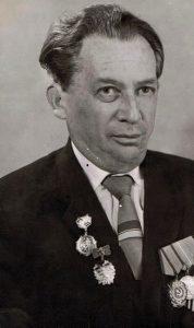 Геннадий Моисеевич Арамбицкий, первый начальник управления «Нарынгидроэнергострой»