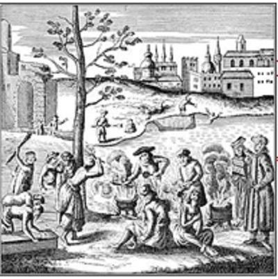 Покаяние бывших шабтианцев