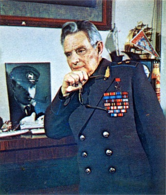 Генерал-лейтенант Марк Шевелев