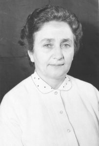 Врач Лия Владимировна Спекторова