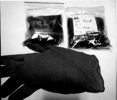 Карфентанил, якобы полученный от обвиняемых 9 мая 2018 года. Источник US Atty's Office SDNY