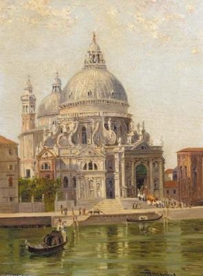 Antonietta Brandeis-Santa Maria Della Salute, Venice