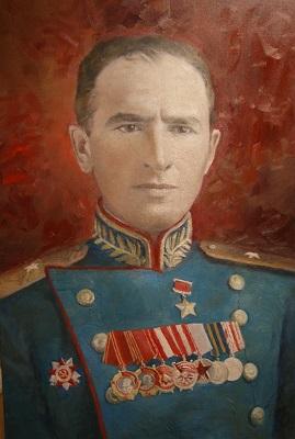 Генерал-майор С.Д.Кремер