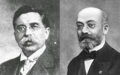 Лео и Лейзер. ХХ век