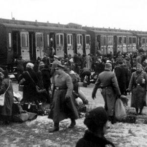 Депортация рижских евреев
