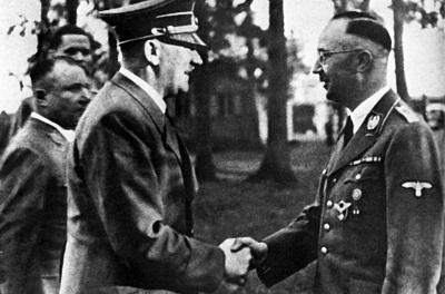 Гитлер и Гиммлер