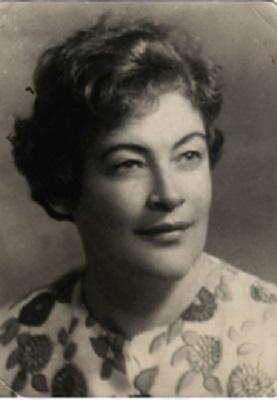 Марлена. 1950-е годы