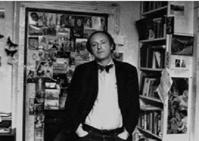 Бродский в квартире в Нью-Йорке. 1980 г. Heritage Images/Top Photo/ТАСС