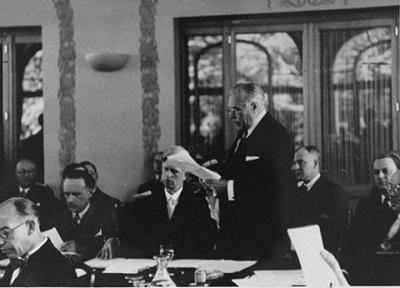 Эвианская международная конференция 1938 г.