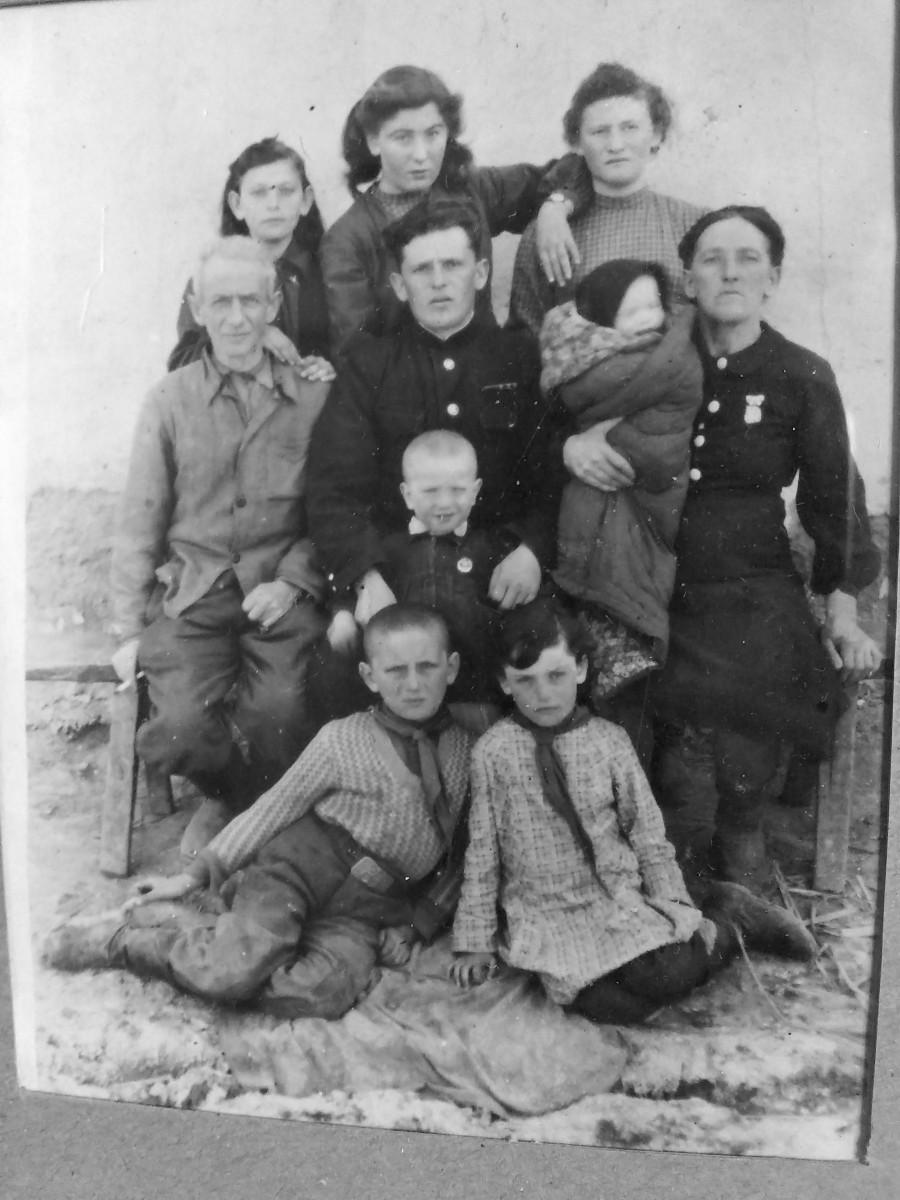 LERNER MICHAIL - FAMILY