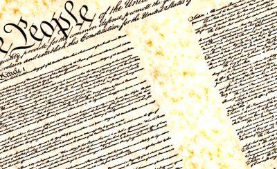 Первоначальный текст Конституции США