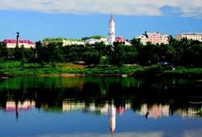 Город Могилев