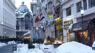 Бухарест — «маленький Париж»
