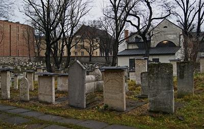 Польское еврейское кладбище