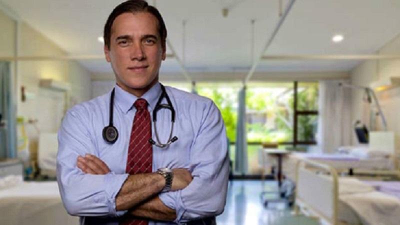 Д-р Джеймс Вельтмайер, бывший кандидат в Конгресс. Photo via Veltmeyer, timesofsandiego.com