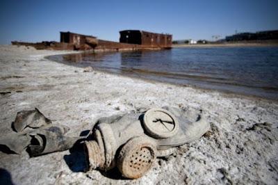 Остров Возрождения — секретный полигон бактериологического оружия. Фото: google.com