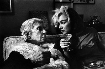 Карл Сэндберг и Мэрилин Монро, 1962 Фото: etoday.ru