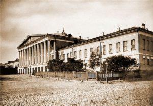 Ново-Екатерининская больница. Фото wikipedia.org
