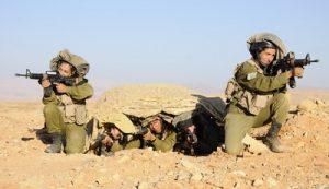 """Израильский женский батальон """"Каракаль"""" Фото: stmegi.com"""