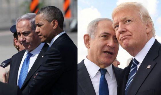 Benjamin-Netanyahu-and-Barack-Obama-photo-by-Mark-Israel-for-The-Israel-Project-Netanyahu-and-Donald-Trump-photo-by-Amos-Ben-Gershom-GPO-via-Israel-MFA-Flickr-CC-e1582026952674