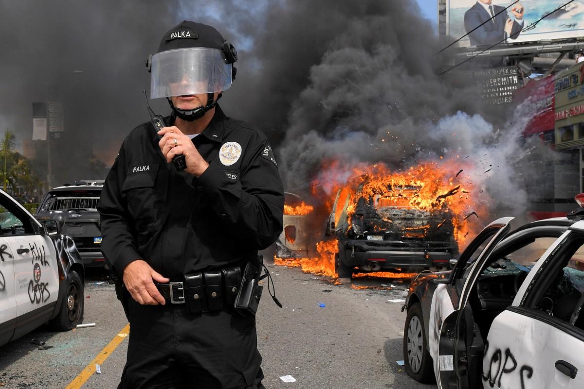 pogrom in LA2
