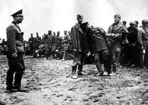 Военнопленные советские солдаты