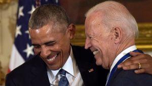 Барак Обама поддержал Джо Байдена